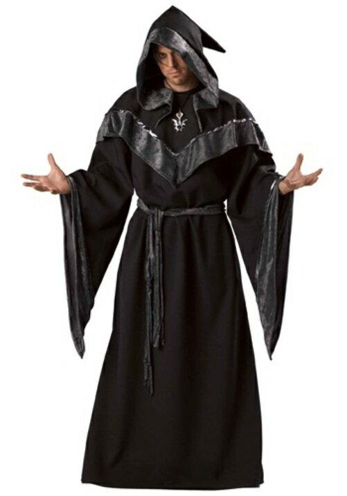 コスプレ コスチューム ダーク魔法使い 悪魔 大人用 メンズ 男性用 衣装 ディズニーランド 衣装 学園祭 文化祭 ハロウィン 結婚式二次会 仮装 変装:Mars shop
