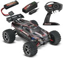 Traxxas 1/16 E-Revo Brushed RTR w/ID 4WD Monster Truck TRA710541 ラジコン