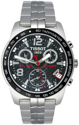 Tissot ティソ T-Classic PR50 Nascar Men's Watch 男性用 メンズ 腕時計 T34.1.788.52 Tissot ティソ T34.1.788.52/T34178852 _ T34-1-788-52