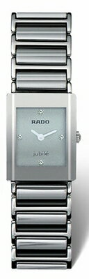 Rado ラドー Integral Jubile Mini Women's Watch 女性用 レディス 腕時計 R20488732 Rado ラドー R20488732 20488732