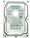 【エントリーで5倍】【320GB】MARSHAL 3.5インチHDD SATA 320GB MAL3320SA-W72
