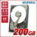 MARSHAL 内蔵hdd 3.5インチ 200GB IDE 7200rpm MAL3200PA-S72内蔵 ハードディスク 新品バルク品 PATA