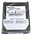 東芝 内蔵hdd 2.5インチ 40GB IDE 8MB 4200 rpm 9.5mm MK4036GAC内蔵 ハードディスク 新品バルク品 ATA-100