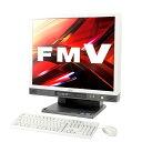 デスクトップパソコン office付き 中古 富士通 FMV ESPRIMO K555/H アウトレットCore i3 4000M Windows7 320GB 2GB 19インチ SXGA DVD KINGSOFT Office付属 FMVK02001