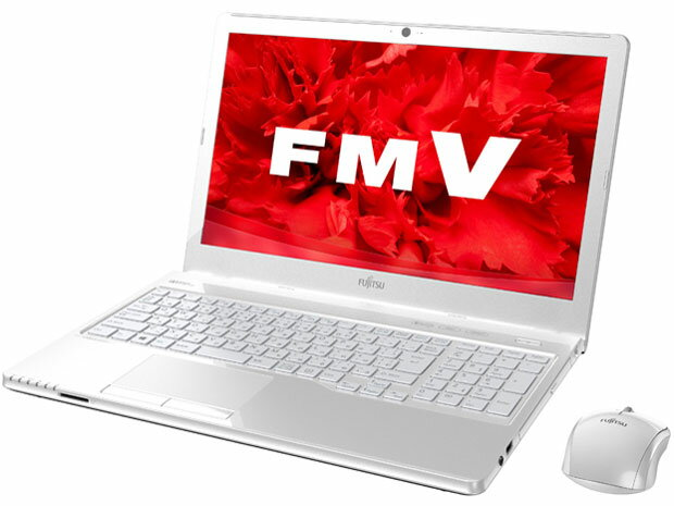 ☆FMVA30WW2【展示・傷有り・ドット抜け有りの為、超特価!】富士通FMV ノートパソコン+Microsoft Office 2013 Personal Premium 添付【Windows10 AMD E1-7010 320GB DVD-RW メモリ4GB】FMV LIFEBOOK AH30/W