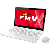 セール中 全品ポイント10倍!!PCより要エントリー【訳あり 箱つぶれ品】FMV LIFEBOOK FMVA78WW1富士通 ノートパソコン+Kingsoft Office添付15.6インチ タッチパネル付きフルHD液晶 Win10 Core i7 SSD512GB BD メモリ8GB