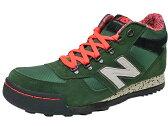 【送料無料】【海外限定モデル】New Balance HRL710 GR ニューバランスGREEN/ORANGE グリーン/オレンジ 登山トレッキング 山靴