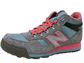 【送料無料】【海外限定モデル】New Balance HRL710 GO ニューバランスGREY/ORANGE グレー/オレンジ 登山トレッキング 山靴