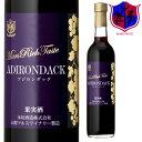 赤ワイン Mars Rich Taste アジロンダック 500ml 10% [本坊酒造 マルス山梨