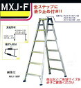 Al parakeet MXJ-210F non slip wide step combined use stepladder [RCPmar4]