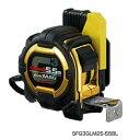 タジマツールセフコンベG3ゴールドロックマグ爪25mm-5.5m(GIIIゴールドロック)SFG3GLM25-55BL(メートル目盛)/SFG3GLM25-55SBL(尺相当目盛)【コンベ・スケール】