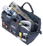 電動工具、大型工具もタップリ収納!!リングスターミスターツールバッグMB-410【RCPmar4】