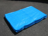 デラックス ブルーシート 3.6×5.4m 【3.6m×5.4m】