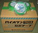 ダイアテックス パイオランクロス 塗装養生テープ Y-09-GR 50mm×25m巻 30巻入