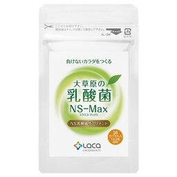 大草原の乳酸菌NS-Max(36粒×1袋)+8粒増量≪宅配便≫