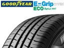 タイヤ グッドイヤー 13インチ 155/65R13 E-Grip ECO EG01 *タイヤ*