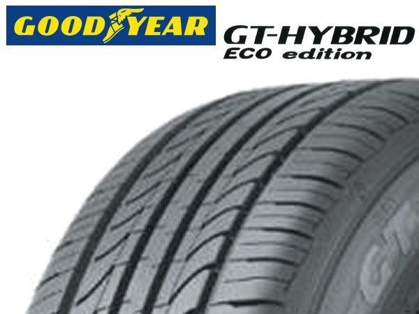 【4本セット送料無料!】タイヤ グッドイヤー 12インチ 155/70R12 GT-Hybrid ECO オンライン Edition *タイヤ*:エムアル
