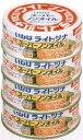 いなば ライトツナスーパーノンオイル (70g×4缶)×12個 [食品&飲料]