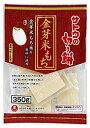 ショッピング金芽米 サトウの切り餅 金芽米もち 350g×3個