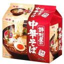 明星 評判屋の中華そば しょうゆ味 5食×6入 30食