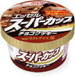 明治 エッセルスーパーカップ チョコクッキー 200ml×18個