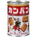送料無料 三立製菓 缶入カンパン 100g×24入