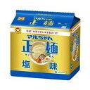 東洋水産 マルちゃん正麺 塩味5食×6袋入 30食