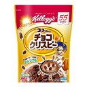 ショッピングチョコ 【送料無料!】ケロッグ ココくんのチョコクリスピー 260g 12個入