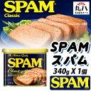 ★SPAM スパム 340g X 1缶★ spam スパム ハム ソーセージ ポークランチョンミート スパムむすび スパムチャーハン プデチゲ