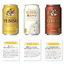 ビール ギフト サッポロ エビス5種セット【送料無料】 エビスビール 国産ビール YHABN3D 五種セット