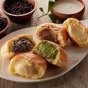 [広島]八天堂 プレミアムフローズンくりーむパン・デニッシュリンゴ詰合せ のし・包装不可