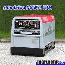 新ダイワ 二人用溶接機 DGW311DM 発電機 ディーゼル 中古 建設機械 10H14