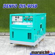 デンヨー エンジンコンプレッサー□建設機械 DIS-90SB □8H2