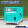 デンヨー エンジンコンプレッサー□建設機械 DIS-90SB □418