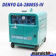DENYO インバーター発電機 GA-2800SS-IV 防音 中古 11H25