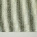 生地 布 入学 入園 綿ポリ 1.5mmストライプ グリーン(地:ベージュ) 生地・布 6000-11 生地通販のマルイシ