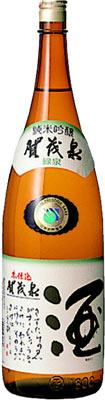 (広島)賀茂泉 純米吟醸 緑泉本仕込 1800ml