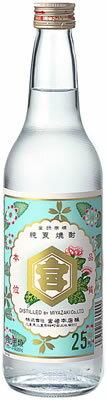 【送料無料】キンミヤ焼酎(亀甲宮) 25度 60...の商品画像