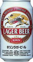 s【送料無料】キリンラガー 缶350ml3ケースセット