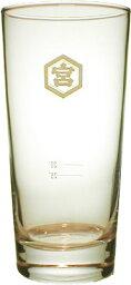 【6個セット】キンミヤ オリジナルグラス 420ml 金宮 タンブラー