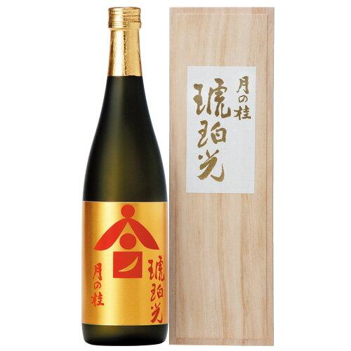s【送料無料6本入りセット】(京都)月の桂 琥珀光(こはくこう)10年秘蔵特別酒 純米大吟醸古酒 720ml