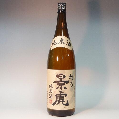 (新潟)越乃景虎 純米酒 1800ml