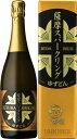 (鹿児島)五代 薩摩スパークリングゆずどん 750ml アルコール度数 8度台
