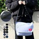 全品送料無料 メッセンジャーバッグ メンズ 綿100 ブラック グレー【q3】