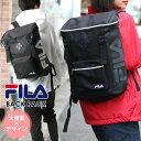 フィラ FILA リュック リュックサック バッグ 大容量 ...
