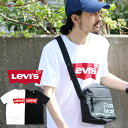 Levis Tシャツ メンズ 夏 バットウイング ロゴ プリ...