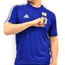 adidas サッカー 日本代表Tシャツ メンズ