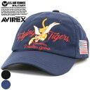 AVIREX アビレックス フライングタイガー キャップ 帽...