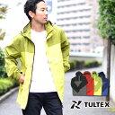 TULTEX マウンテンパーカー メンズ 秋冬 撥水 ブラック/レッド/イエロー/ネイビー M/L/LL/3L