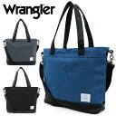 Wrangler バッグ メンズ 冬 2way グレー/ブラック/ブルー